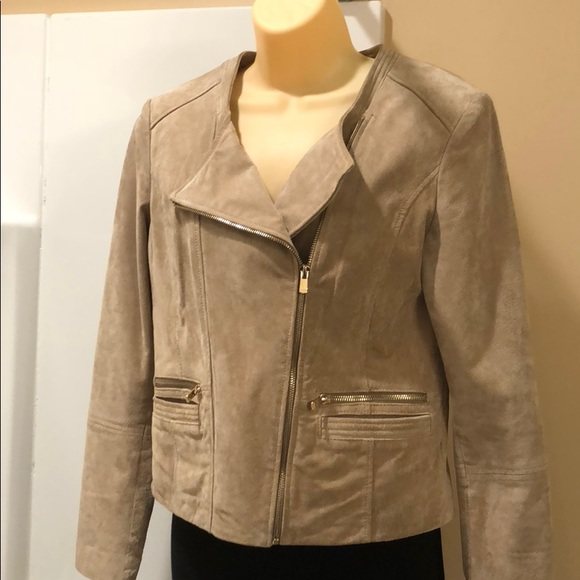 Mango Jackets Coats Genuine Leather Jackets Us Size S Poshmark